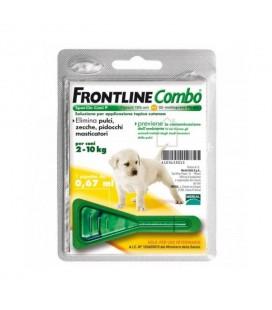 Frontline Combo Spoton Cani Piccoli - 1 Pipetta 0,67 ml