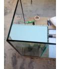 Vasca Acquario Artigianale Punto Tropicale 100x50x70h
