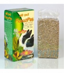 Allpet Fiocco plus mini pellet per conigli gr 800