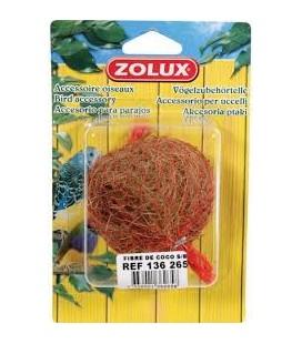 Zolux fibra di cocco per preparare nido uccelli