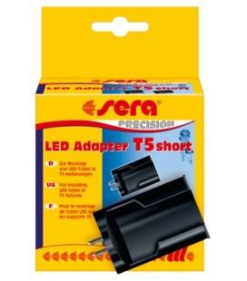Sera led adattatore T5 short per lampade led sera