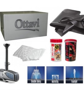 Ottavi KIT LAGHETTO FAI DA TE MEDIUM
