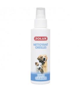 Zolux lozione per la pulizia della orecchie dei cani 100 ml