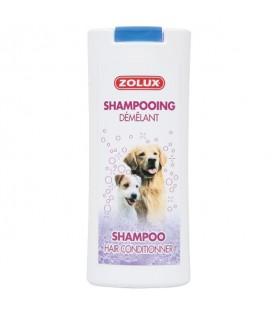 Zolux shampoo per cani pelo nero 250 ml