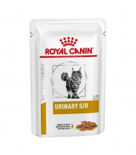 Royal Canin Feline Urinary S/O in bustina gr.85 al pollo