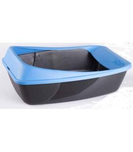 Velma toilette per gatti XL cm 52x39x20 h colori assortiti