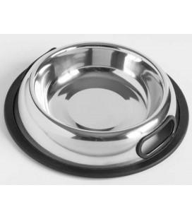 Velma ciotola antiscivolo in alluminio con maniglie diametro 16 cm colori assortiti