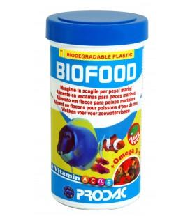 PRODAC BIOFOOD MANGIME IN SCAGLIE PER PESCI MARINI 250ML/50G