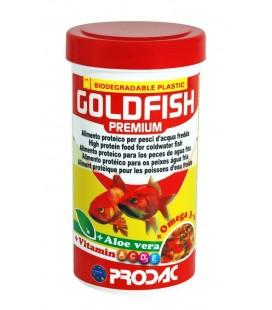 Prodac goldfish premium scaglie per pesci rossi 50g/250ml