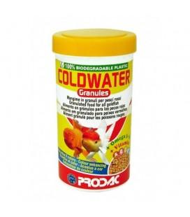 Prodac coldwater granuli per pesci rossi 100g/250ml