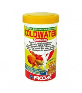 Prodac coldwater granuli per pesci rossi 35g/100ml