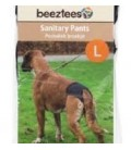 Beeztees mutandine igieniche per cani misura L 40-49 cm