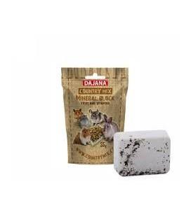 Dajana Country mix blocco minerale per roditori con frutta e vitamine 55g