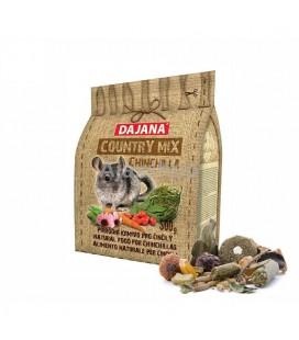 Dajana Country mix alimento per cincilla' gr. 500