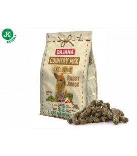 DAJANA COUNTRY MIX RABBIT JUNIOR 1000GR