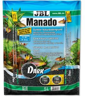 Jbl manado dark 5 litri substrato fertile