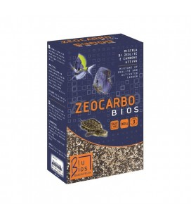 Blu bios Zeocarbon bios gr. 300 per acquari fino a 180litri