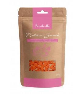 Ferribiella Nature Snack Pesciolini al Salmone 80 grammi