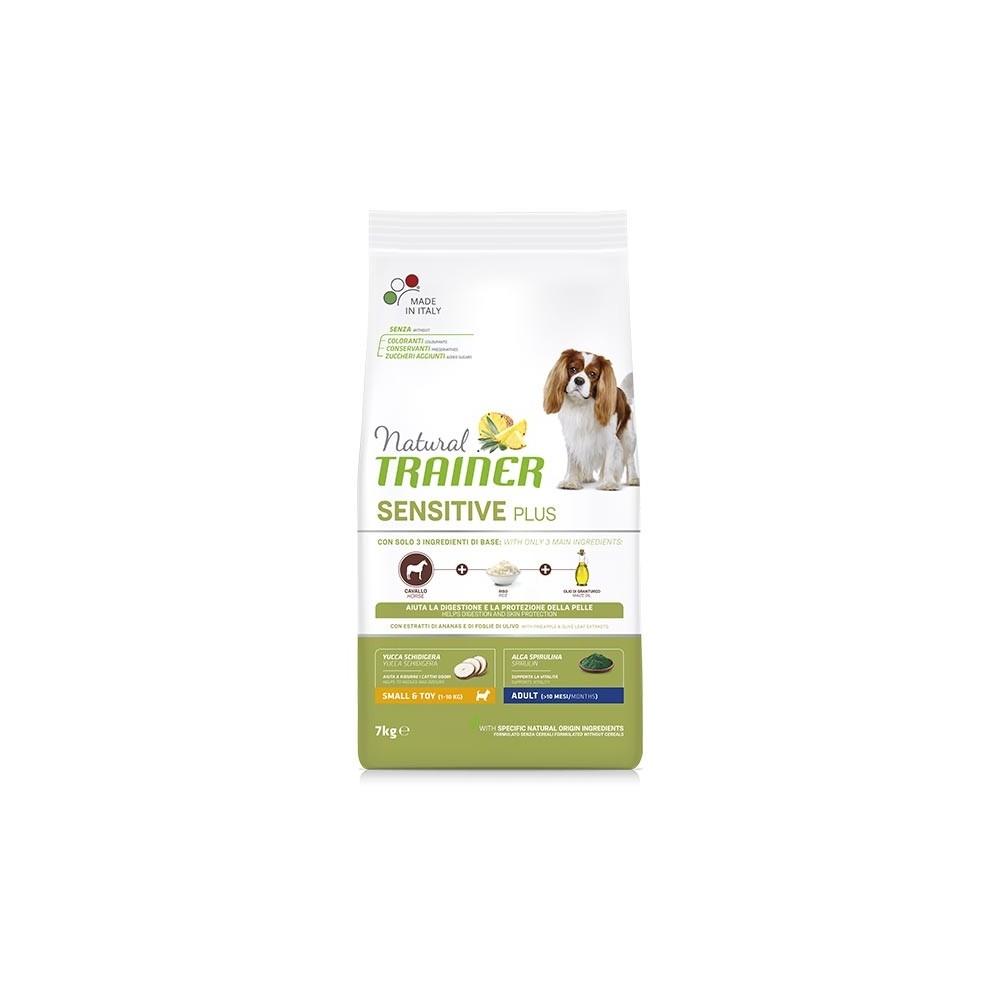 Trainer Natural Small Toy Tonno E Riso