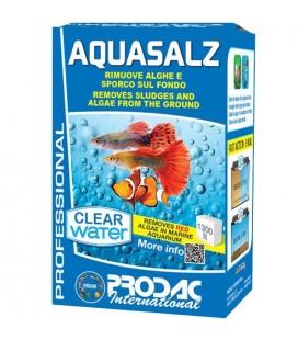Prodac Aquasalz elimina alghe e sporco sul fondo 75 gr