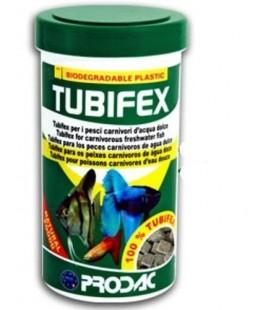 Prodac Tubifex 250 ml 25 Gr alimento naturale al 100 %