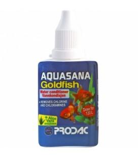 Prodac Aquasana gold fish biocondizionatore per pesci rossi ml 30