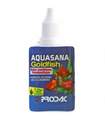 Prodac Aquasana gold fish biocondizionatore per pesci rossi ml 100