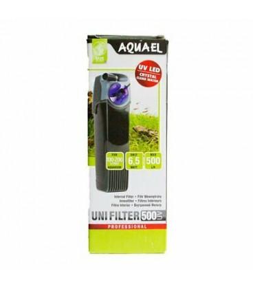 Aquael Filtro Interno UV 500 per acquari fino a 200 litri