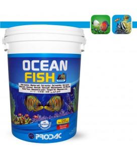 Prodac Ocean fish sale marino in secchio da 30 kg