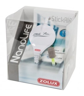 Zolux Stickair areatore Bianco (completo - accessoriato)