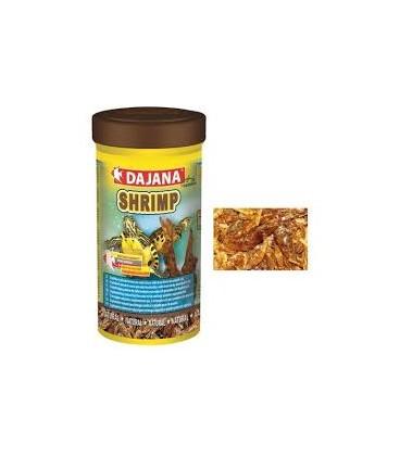 Dajana shrimps gamberetti essiccati gr 150/1000ml