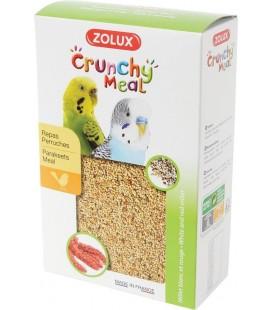 Zolux crunchy meal per parrocchetti e pappagallini gr 800