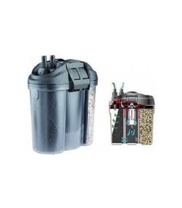 Eden 522 Filtro Esterno Autoinnescante Completi di Materiali Filtranti per Acquari fino a 250 Litri