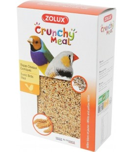 Zolux crunchy meal per esotici gr 800