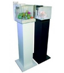 Newa Acquario Newamore Freshwater NMO 50 Bianco 45 litri con Supporto