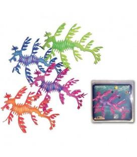Blu bios decorazione sea dragon