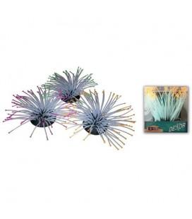 Blu Bios decorazione anemone fluorescente