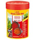 Sera Discus Color Nature tappo rosso 250 ml 112g Mangime Granulare per Discus