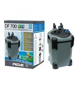 Prodac filtro esterno con lampada UV 7 watt DF700 per acquari da 100 a 200