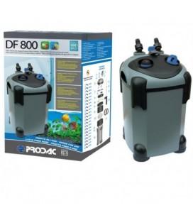 Prodac filtro esterno con lampada uv 7watt DF800 per acquari fino a 350 litri