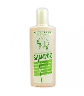 Gottlieb Shampoo per cani 300 ml con olio di macadamia e erbe aromatiche