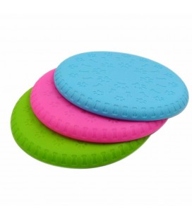 Diza cyber rubber frisbee diametro 23 cm vari colori
