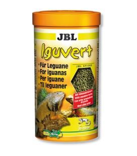 JBL Iguvert 1 litro 420 gr mangime per rettili erbivori