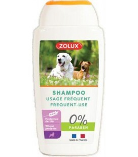 Zolux shampoo per cani uso frequente 250 ml