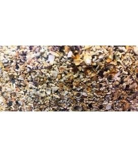 Sabbia Corallina Media Granulometria 2 / 3 mm - 10Kg