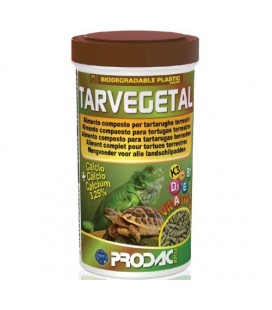 Prodac Tarvegetal per Tartarughe terrestri da 1,2 lt/260 gr