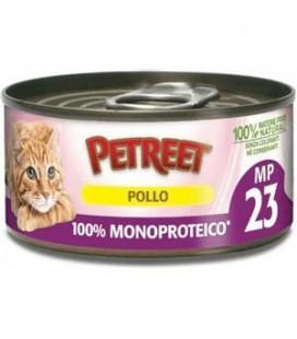 Petreet 00% Monoproteico Pollo 60 gr