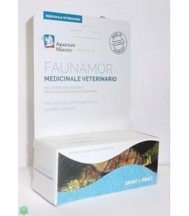 Aquarium munster Faunamor 20 gr contro Ichthyophthirius