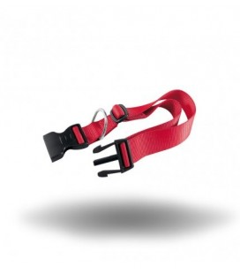 Ferplast collare Club C10/25 cm rosso