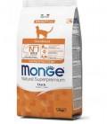 MONGE CAT MONOP. LIGTH TACCHINO KG.1,5